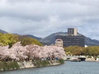 原爆ドームと桜2014.jpg